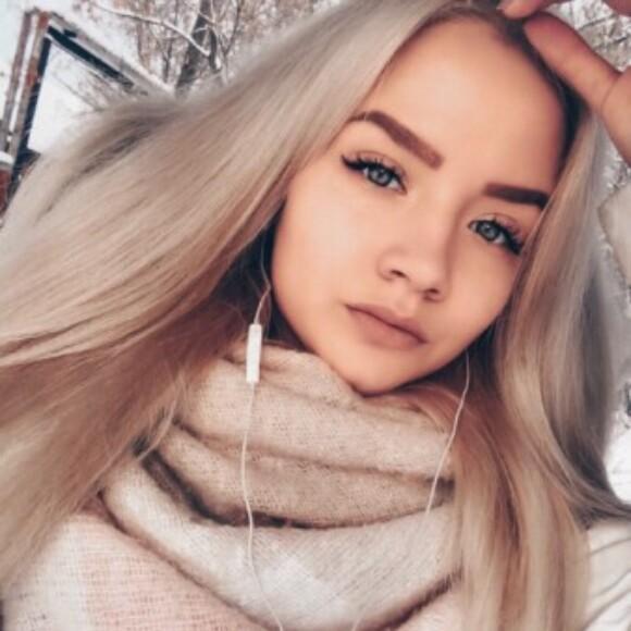 Рисунок профиля (София)